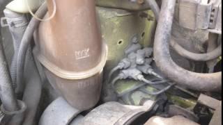 Замена антифриза на Daewoo Matiz 1L