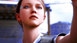 DETROIT BECOME HUMAN Gameplay Trailer (2018) PS4 - PGW