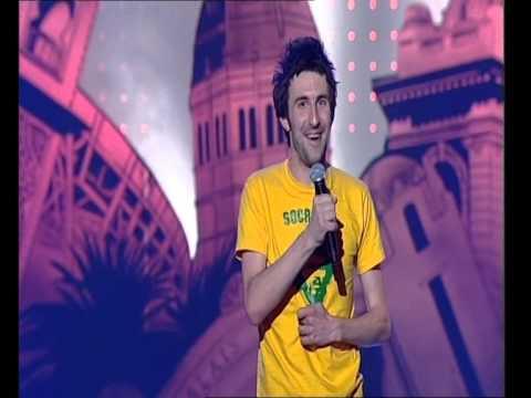 Mark Watson - 2007 Melbourne International Comedy Festival