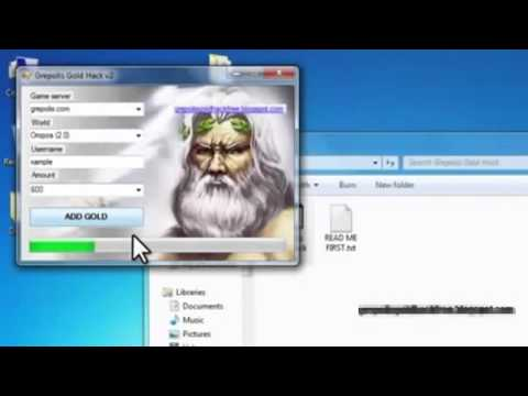 Grepolis Unlimited Gold Tool *** Download It Now And Get Unlimited Gold 2014
