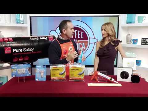 Home Depot's Winter Home Energy Tips with Danny Watson
