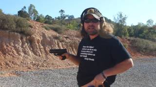 Pistol Drills for Picking Up Your Sights