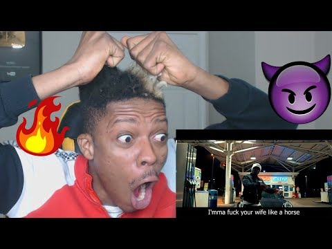 SAVAGE! Deji - RAN (Randolph Diss Track) Official Music Video REACTION!!