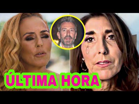 TRÁGICO FINAL para Paz Padilla: su DESPIDO inminente por Rocío Carrasco en Sálvame por Rocío Flores