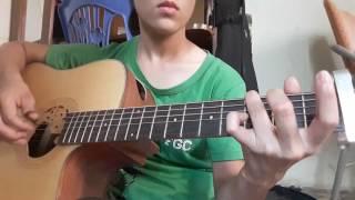Thất tình - Trịnh Đình Quang - Guitar Solo