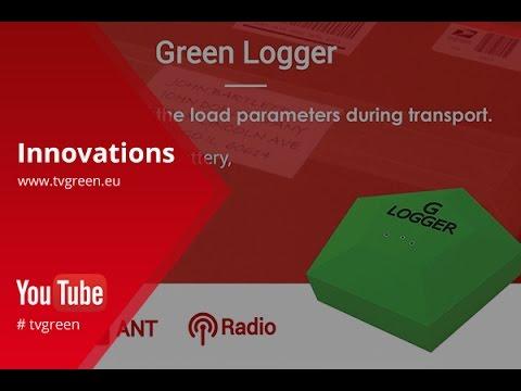 TVGreen - Green Logger - Monitoring System of Charging Process - 80  seconds - www.greenpl.eu