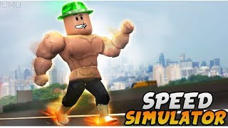 WORD IK EERSTE IN SPEEDSIMULATOR?! (Roblox Speed Simulator)