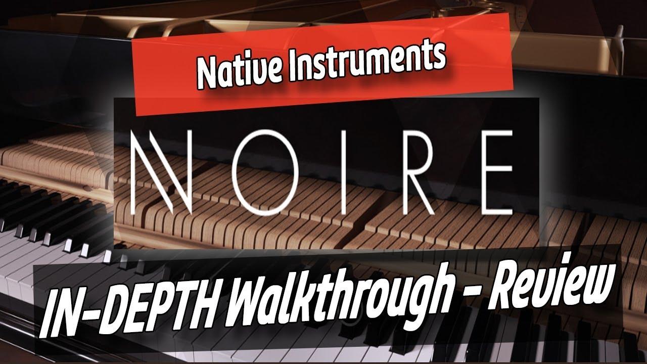 Native Instruments Noire Piano - Piano World Piano & Digital