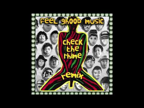 Feel Ghood Music  Check The Rhime Remix ft Junoflo, Yoonmirae, Ann One, Bizzy, Tiger JK