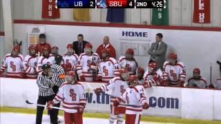 SBU vs University at Buffalo 9/29
