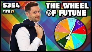 THE WHEEL OF FUTUNE! - S3E4 - Fifa 17 Ultimate Team