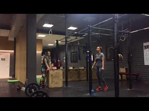 Iwa Isachenko, Asia, Open 18.5