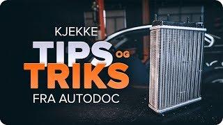 Gode tips om å reparere bilen selv