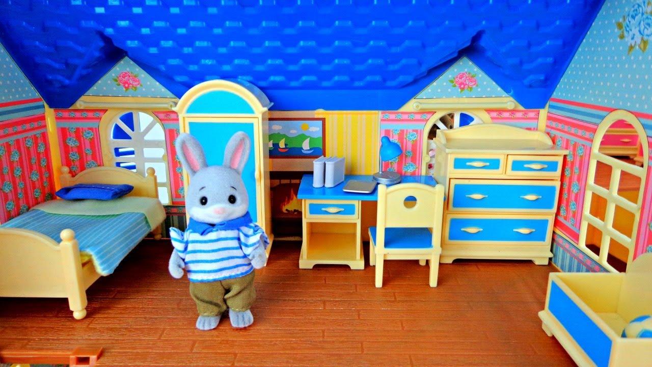 Wir Packen Spielzeug Aus Village Story Neue Möbel Für Familie