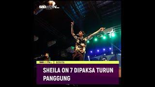 SHEILA ON 7 DIPAKSA TURUN PANGGUNG
