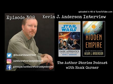 Episode 308 | Kevin J. Anderson Interview