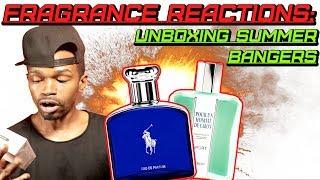 Polo Blue Eau De Parfum & Pour Homme De Caron Sport   Fragrance Reactions