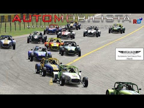Automobilista   RD AU @ Interlagos 1976 Edited Race I Caterham Superlite   xDevildog