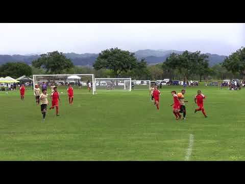 Pipeline 2007 Boys vs Maui United 2 18 2018 PDC Extra Time