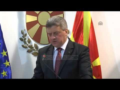Maqedoni, Ivanov nuk dekreton ligjin për gjuhën shqipe - Top Channel Albania - News - Lajme