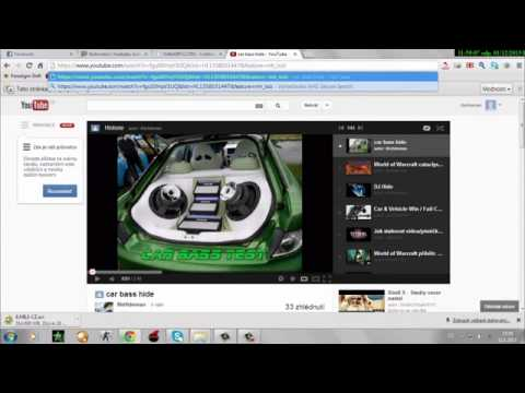 Tutorial (MP3, AVI) DOWNLOAD z youtube