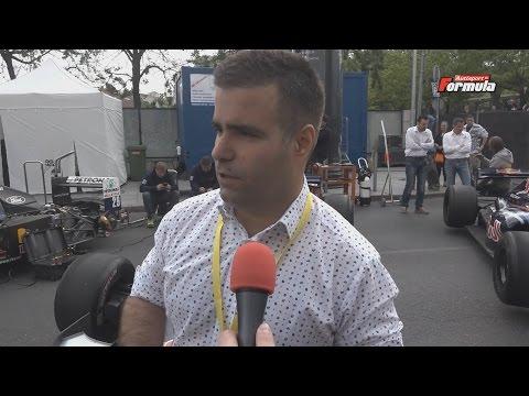 AFM május - Mit csinál az egykori magyar F1-es versenyző?