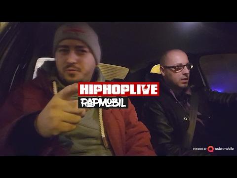 Fenomenul Trap din Romania! Royal GNRL in RapMobil | HipHopLive