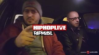 Fenomenul Trap din Romania! Royal GNRL in RapMobil HipHopLive