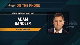 Adam Sandler Talks Hosting SNL, Chris Farley & More w/Dan Patrick | Full Interview | 5/6/19