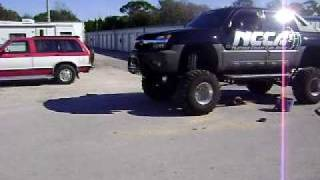 monster chevy avalanche