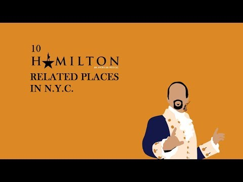 10 HAMILTON Related Places In New York City