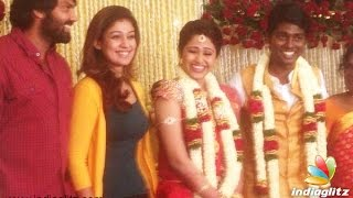 vuclip Director Atlee Engaged to Actress Priya | Arya, Nayanthara | Marriage Video