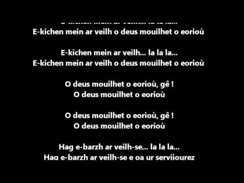 Nolwenn Leroy Tri Martolod lyrics