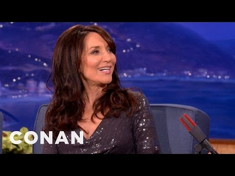 Sometimes, Katey Sagal Autographs Parole Cards  CONAN on TBS