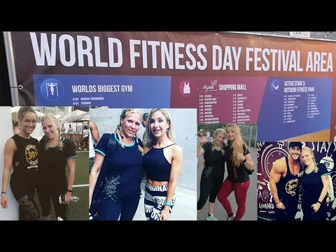 World Fitness Day Frankfurt