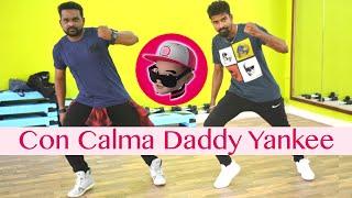 Daddy Yankee Con Calma Dance & Fitness Choreography By Kumar Yadav
