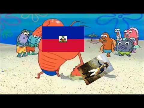 Haitian Revolution summarized by Spongebob