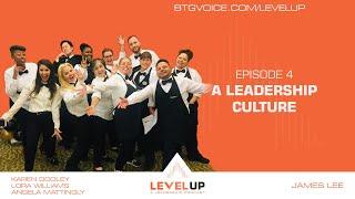 A Leadership Culture