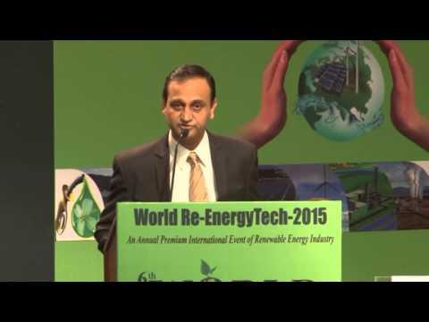 Mr. Ashish Khanna, Chief Executive Officer, Tata Power Solar