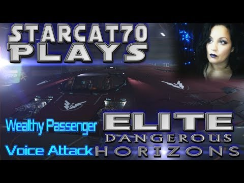 Elite Dangerous:  Horizons | A Wealthy Passenger Part 1