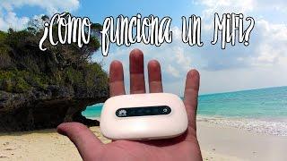 TUTORIAL COMO FUNCIONA UN MiFi │ #viajandonuestravida