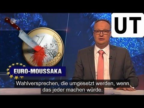 Heute-Show 06.02.2015 mit selbsterstellten deutschen Untertiteln UT