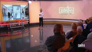 Zdravi sa dr Katarinom Bajec - Anica Dobra, Jelisaveta Karađorđević, Filip Zepter