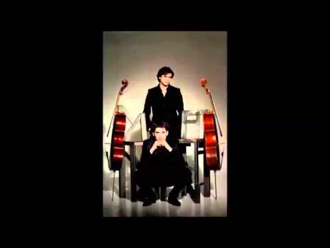 2CELLOS - With Or Without You LIVE at Arena Pula