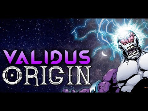 Validus Origin | DC Comics