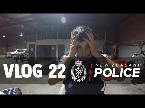 New Zealand Police Vlog 22: Drunk Drivers Crash