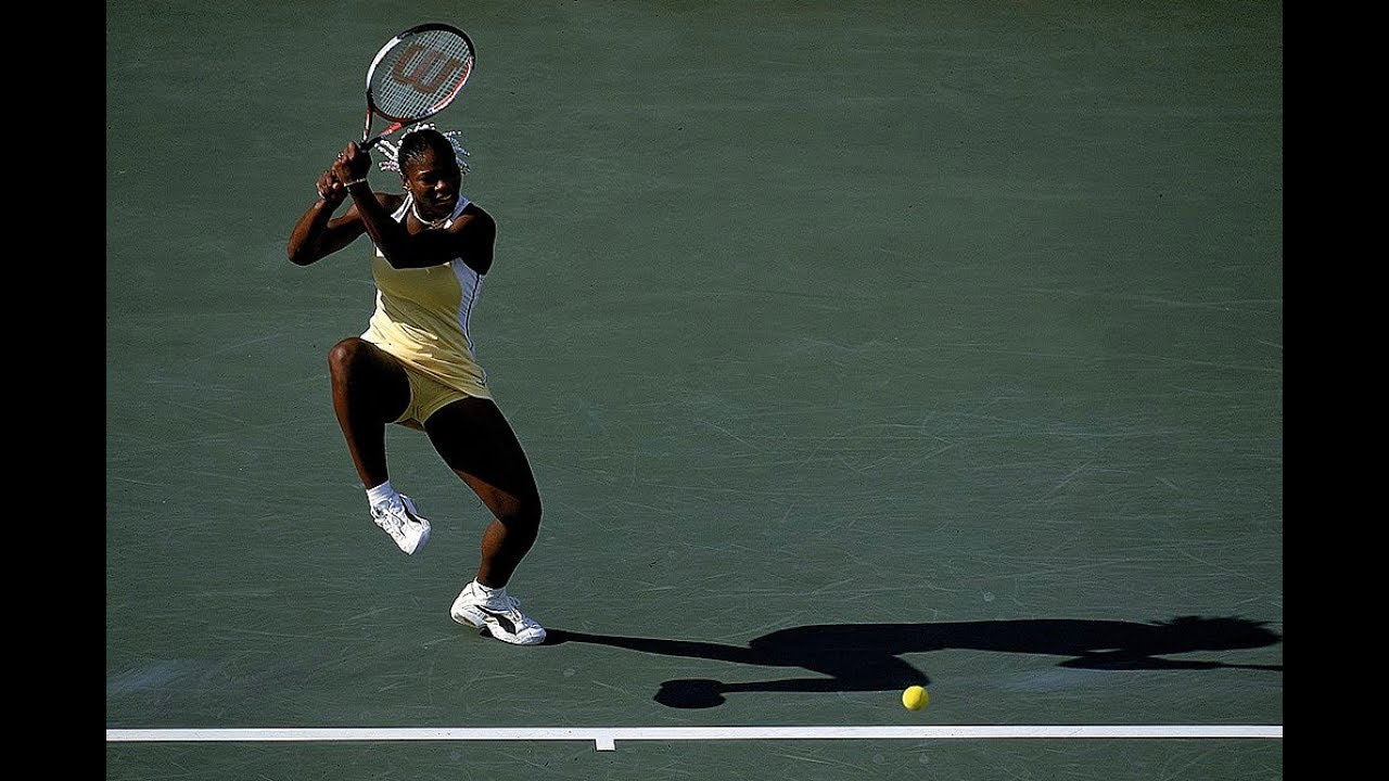 20 Years On: Serena Williams vs. Lindsay Davenport | 1999 US Open Semifinal