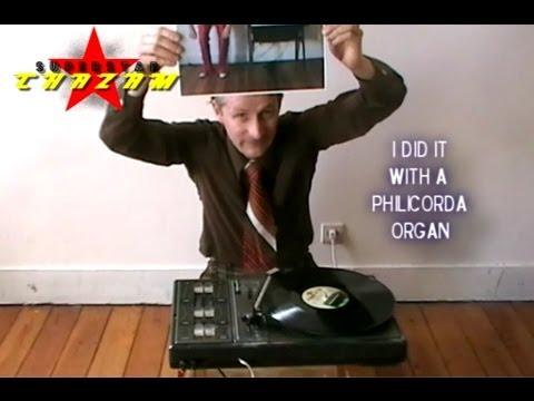 ORGAN GIFTS vinyl video promo 2014