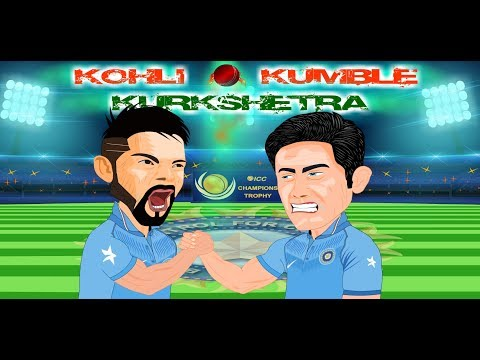 The Kohli Kumble controversy