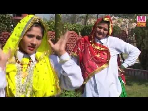 Haryanavi Folk Songs - Main To Gori Gori Nar | Ghoome Mera Ghaghra